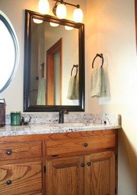 Remodeling A Plain Bathroom In Amarillo Texas Dreammaker Bath - Amarillo bathroom remodeling